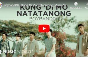 BoybandPH - Kung Di Mo Natatanong
