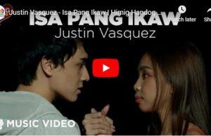 Justin Vasquez - Isa Pang Ikaw