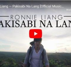 Ronnie Liang - Pakisabi Na Lang