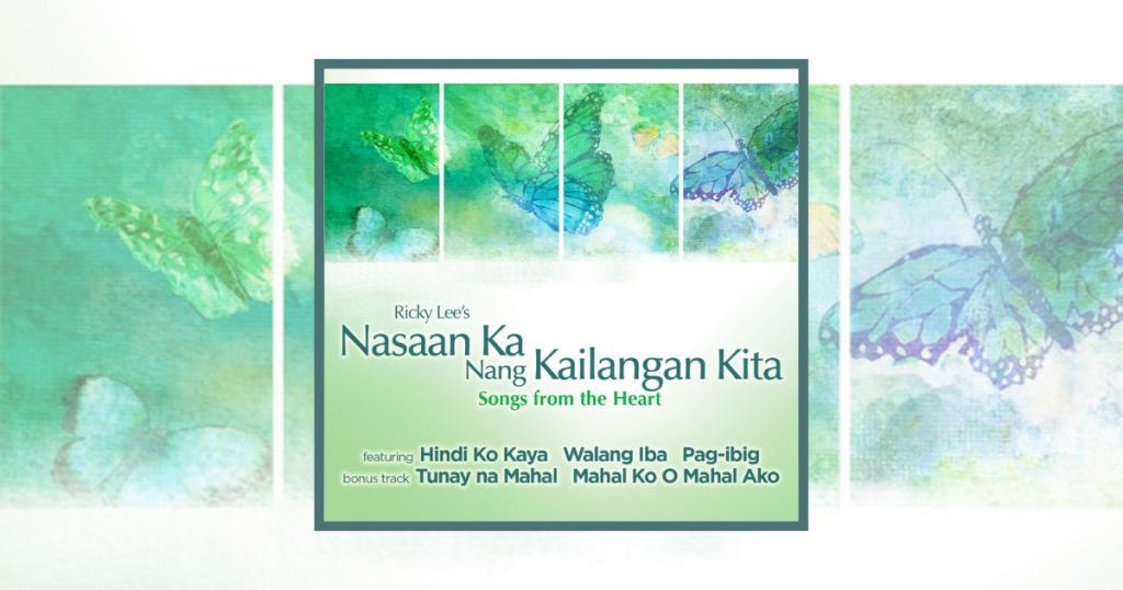 Nasaan Ka Nang Kailangan Kita (Songs From The Heart)
