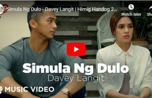 Davey Langit - Simula Ng Dulo