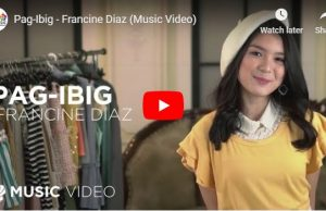 Francine Diaz - Pag-Ibig