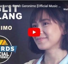 Sarah Geronimo - Saglit Na Lang