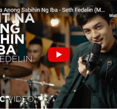 Seth Fedelin - Kahit Na Anong Sabihin Ng Iba