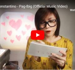 Yeng Constantino - Pag-Ibig