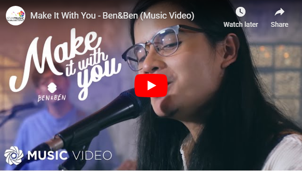 Ben&Ben - Make It With You