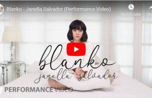 Janella Salvador - Blanko