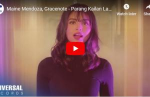Maine Mendoza - Parang Kailan Lang