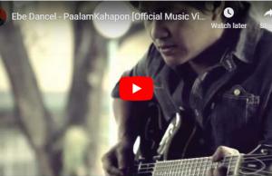 Ebe Dancel - Paalam Kahapon