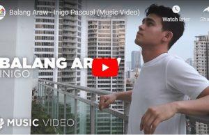 Inigo Pascual - Balang Araw