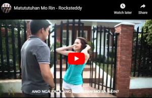 Rocksteddy - Matututuhan Mo Rin