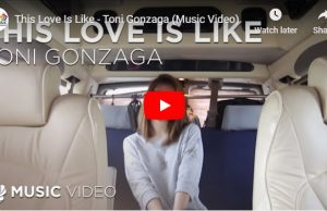 Toni Gonzaga - This Love Is Like