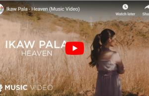 Heaven Peralejo - Ikaw Pala