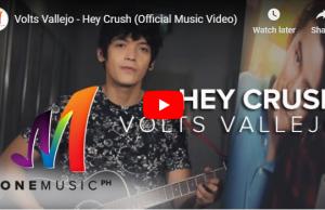 Volts Vallejo - Hey Crush
