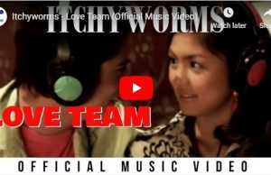 Itchyworms - Love Team
