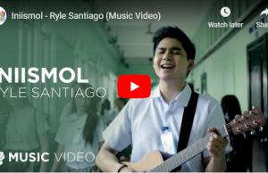 Ryle Santiago - Iniismol