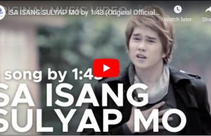 Sa Isang Sulyap Mo - 1:43