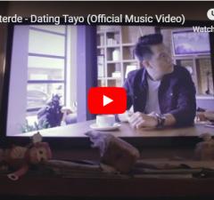TJ Monterde - Dating Tayo