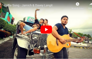 Jamich & Davey Langit - Selfie Song