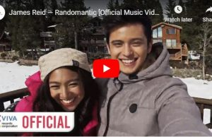 James Reid - Randomantic