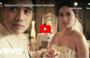 Itchyworms - Gaano Ko Ikaw Kamahal