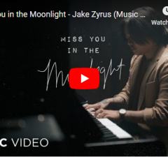 Jake Zyrus - Miss You In The Moonlight
