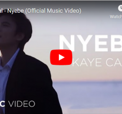 Kaye Cal - Nyebe