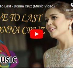 Donna Cruz - A Love To Last