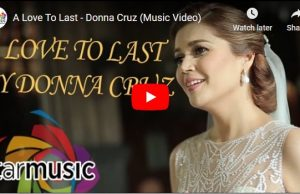 Donna Cruz - A Love To Last