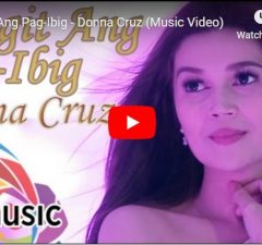 Donna Cruz - Langit Ang Pag-Ibig