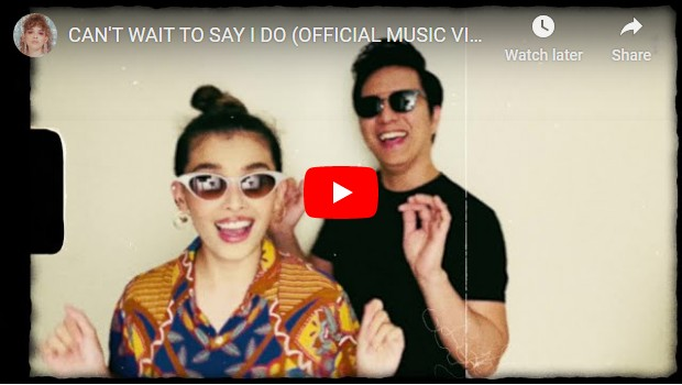 KZ Tandingan & TJ Monterde - Can't Wait To Say I Do