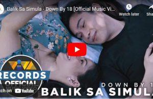 Down By 18 - Balik Sa Simula