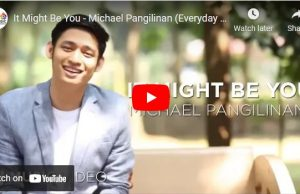 Michael Pangilinan - It Might Be You
