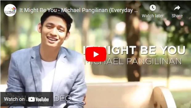 Michael Pangilinan - It Might Be You