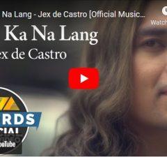 Jex De Castro - Akin Ka Na Lang