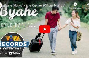 Kyle Raphael - Byahe