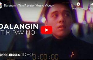Tim Pavino - Dalangin