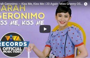 Sarah Geronimo - Kiss Me, Kiss Me
