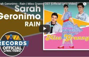 Sarah Geronimo - Rain