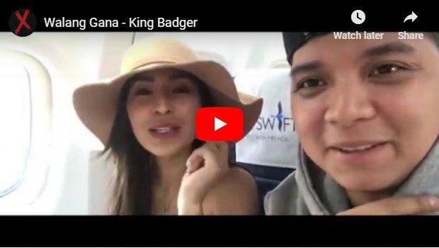 King Badger - Walang Gana