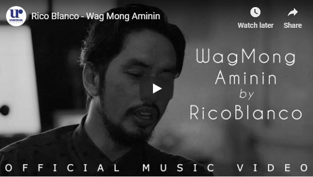 Rico Blanco dating gawi album gratis nedlasting