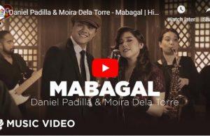 Daniel Padilla & Moira Dela Torre - Mabagal