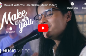Ben&Ben - Make It With You