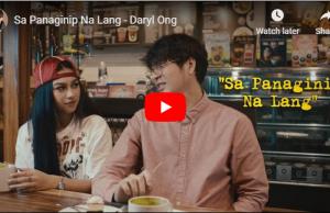 Daryl Ong - Sa Panaginip Na Lang