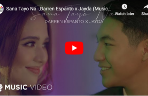 Darren Espanto & Jayda - Sana Tayo Na