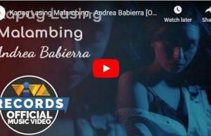 Andrea Babierra - Kapag Lasing Malambing
