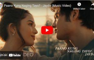 Jayda - Paano Kung Naging Tayo?